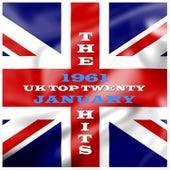 UK - Top 20 - January 1961 von Various Artists