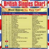 British Singles Chart - Week Ending 3 May 1957 de Various Artists