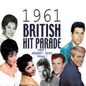 The 1961 British Hit Parade Part 1 Vol. 1 de Various Artists