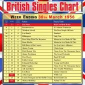 British Singles Chart - Week Ending 30 March 1956 de Various Artists