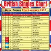 British Singles Chart - Week Ending 21 January 1955 de Various Artists