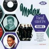 Modern Vocal Groups Vol 5 de Various Artists