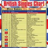 British Singles Chart - Week Ending 13 April 1956 de Various Artists
