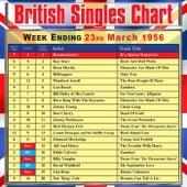 British Singles Chart - Week Ending 23 March 1956 de Various Artists