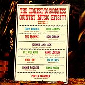 The Honest To Goodness Country Music Hits de Various Artists