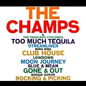 Spotlight On The Champs & The Famous Cyclones de Various Artists