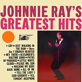Johnnie Ray's Greatest Hits by Johnnie Ray