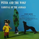 Prokofiev: Peter And The Wolf / Saint-Saëns: Carnival Of The Animals de Philharmonia Orchestra