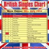 British Singles Chart - Week Ending 30 July 1954 de Various Artists