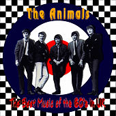 The Animals. The Best Music of the 60's in UK de The Animals