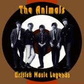The Animals. British Music Legends de The Animals