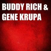 Buddy Rich & Gene Krupa de Buddy Rich