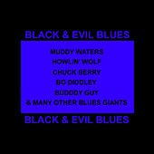Black & Evil Blues von Various Artists