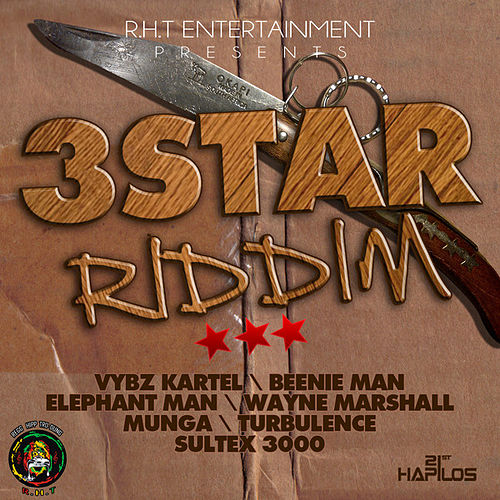 3 Star Riddim by Various Artists