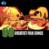 99 Greatest Folk Songs Classics de Various Artists