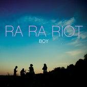 Boy von Ra Ra Riot