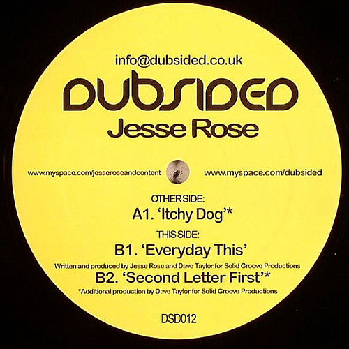 Itchy Dog by Jesse Rose