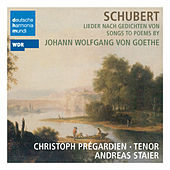 Schubert: Songs to Poems by Goethe de Christoph Prégardien