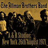 A & R Studios de The Allman Brothers Band