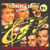 Crooners & Sirens Vol. 5 de Various Artists