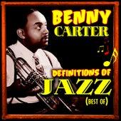 Definitions of Jazz (Best Of) de Benny Carter