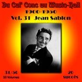 Du Caf' Conc au Music-Hall (1900-1950) en 50 volumes - Vol. 31/50 von Jean Sablon