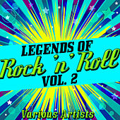 Legends of Rock 'N' roll Vol. 2 de Various Artists