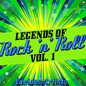 Legends of Rock 'N' roll Vol. 1 by Various Artists