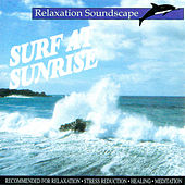 Surf At Sunrise by Anton Hughes