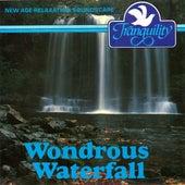Wondrous Waterfall by Anton Hughes