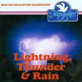 Lightning, Thunder & Rain by Anton Hughes