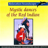 Mystic Dances of the Red Indian by Anton Hughes