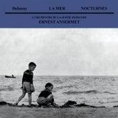 La Mer/Nocturnes de L'Orchestra de la Suisse Romande