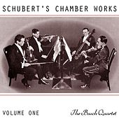 Schubert's Chamber Works Volume 1 de Busch Quartet