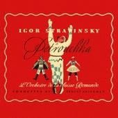Igor Stravinsky Petrushka de L'Orchestre de la Suisse Romande