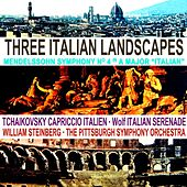 Three Italian Landscapes von Pittsburgh Symphony Orchestra