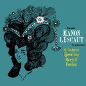 Manon Lescaut de Licia Albanese