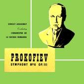 Prokofiev Symphony No. 6 de L'Orchestre de la Suisse Romande