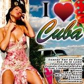 I Love Cuba de Various Artists