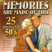 Memories Are Made of This de Various Artists