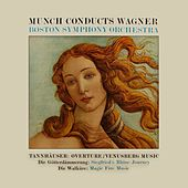 Munch Conducts Wagner von Boston Symphony Orchestra