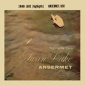Pyotr Ilyich Tchaikovsky Swan Lake Highlights de L'Orchestre de la Suisse Romande