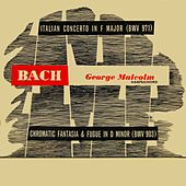 Italian Concerto In F Major de George Malcolm