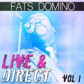 Fats Domino - Live and Direct Vol. 1 van Fats Domino