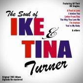 The Soul of Ike & Tina Turner Original 1961 Album - Digitally Re-mastered de Tina Turner