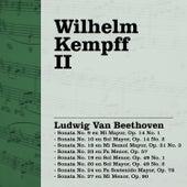 Wilhelm Kempff Interpreta Beethoven Vol.III - 32 Sonatas para Piano by Wilhelm Kempff