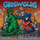 Godzilla Vs. America by Griswolds
