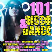 101 Disco & Dance by Various Artists