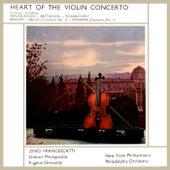 Heart Of The Violin Concerto de Zino Francescatti
