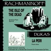 The Isle Of The Dead von L'Orchestre de la Societe des Concerts du Conservatoire de Paris